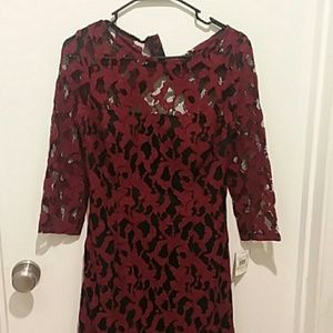 Aiden Red dress size 10